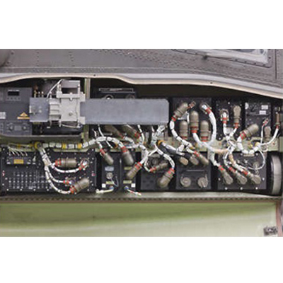 Wired For Survival – Redundant Backup Wiring in Military Aircraft