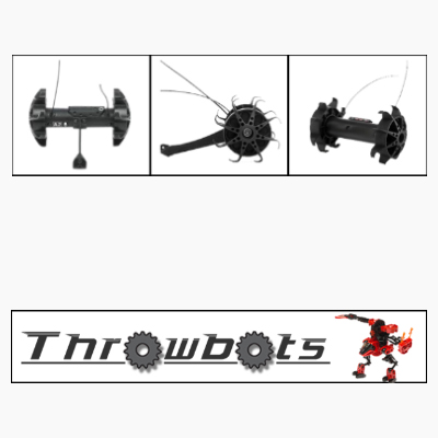 "Tactical Robots – ""Throwbots"""