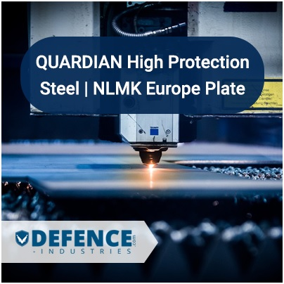 QUARDIAN<sup>®</sup> High Protection Steel | NLMK Europe - Plate