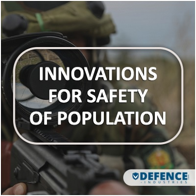 Innovations For Safety of Population