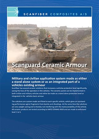 Scanguard Add on Armour