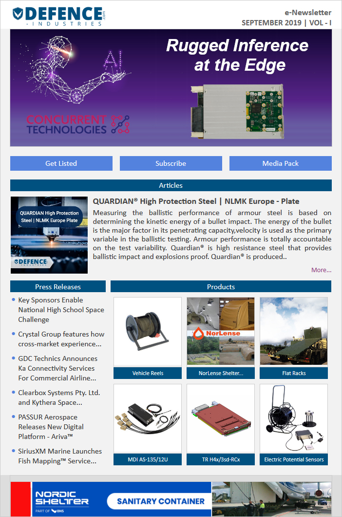 Sep-19 e-Newsletter Vol-1