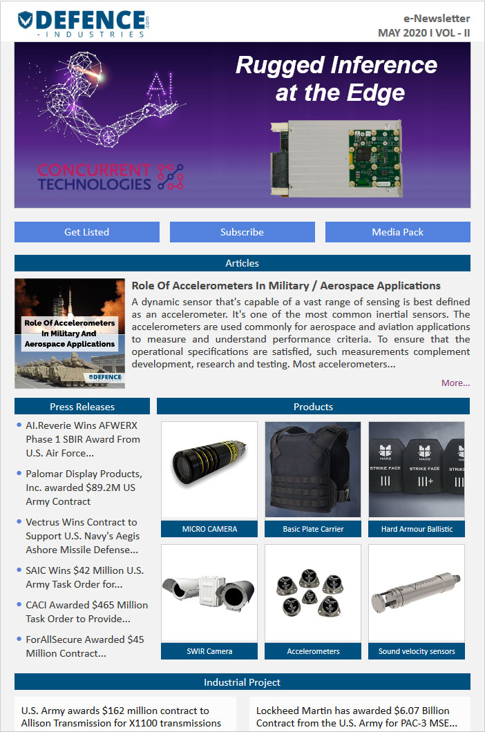 May-20 e-Newsletter Vol-1