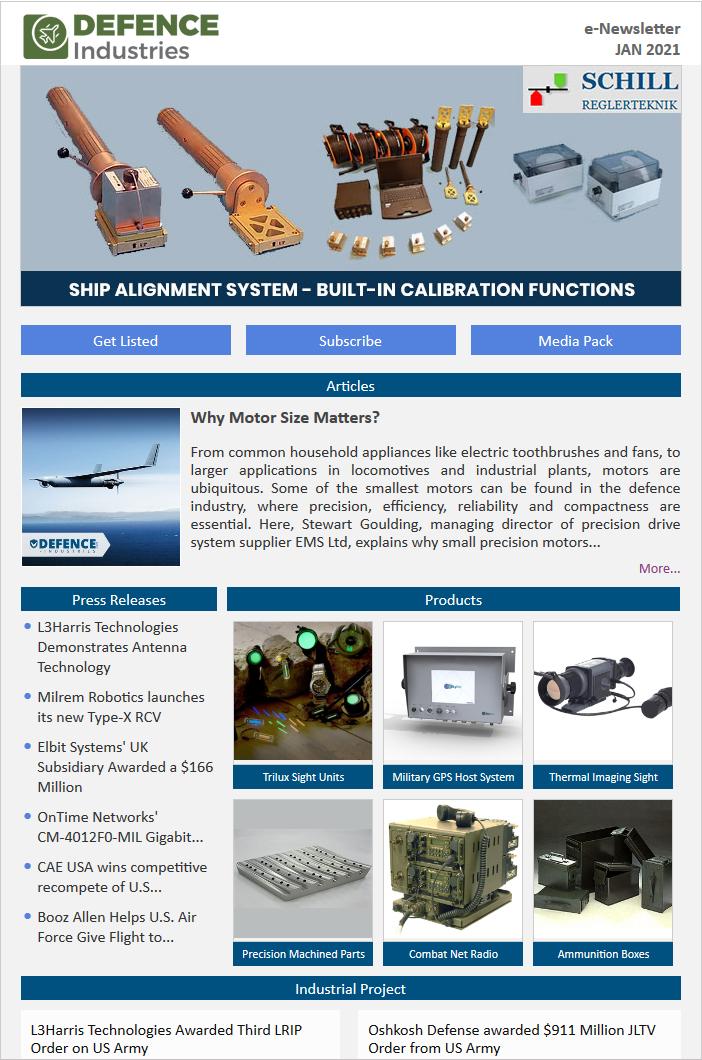Jan-21 e-Newsletter