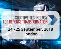 Disruptive Technology for Defence Transformation 2018