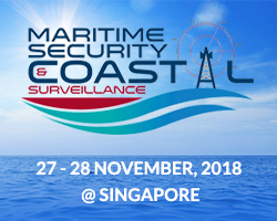15th Maritime Security and Coastal Surveillance Asia 2018