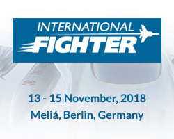 International Fighter Conference 2018