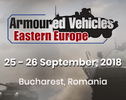Armoured Vehicle Eastern Europe 2018
