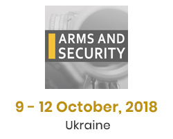 XV INTERNATIONAL SPECIALIZED EXHIBITION  ARMS AND SECURITY '2018