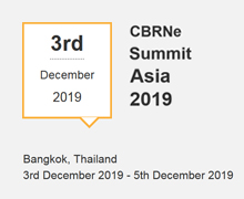 CBRNe Summit Asia 2019