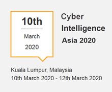 Cyber Intelligence Asia 2020