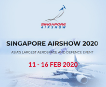 Air Show 2020.Singapore Airshow 2020