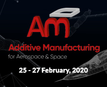 Additive Manufacturing for Aerospace & Space 2020