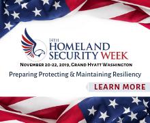 14th annual Homeland Security Week 2019