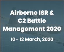 Airborne ISR & C2 Battle Management 2020