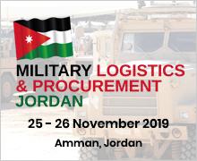 Military Logistics and Procurement Jordan