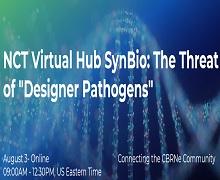 NCT Virtual Hub SynBio