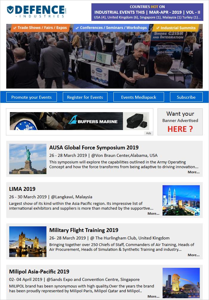 Mar-19 Event Newsletter Vol-2