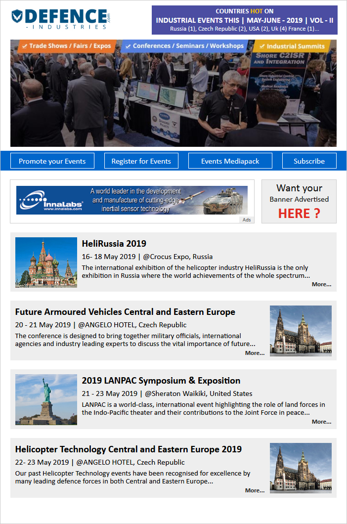 May-19 Event Newsletter Vol-2