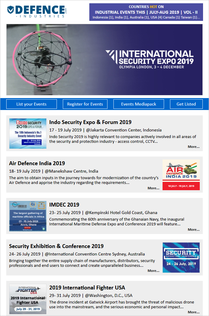 July-19 Event Newsletter Vol-2