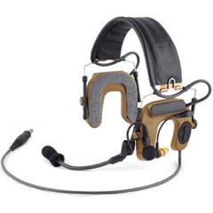 ComTac IV Hybrid Headset