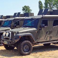 Armoured Patrol Vehicle