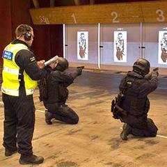 Modular Shooting Range