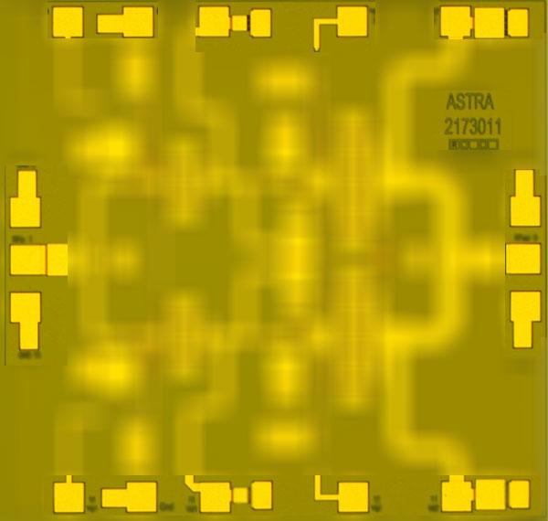 MMIC Power Amplifier