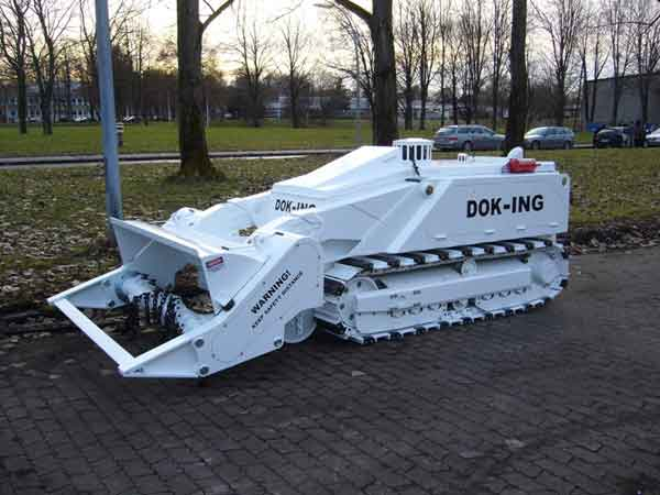 Mine Clearance System