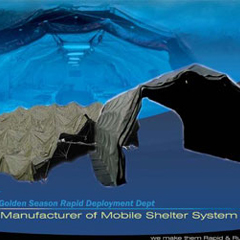 Rapid Response Shelter Systems