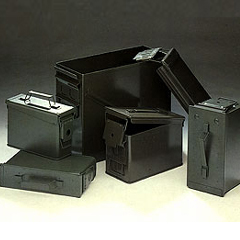 Quality Ammunition Boxes