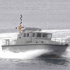 Coastal Patrol Military Vessels