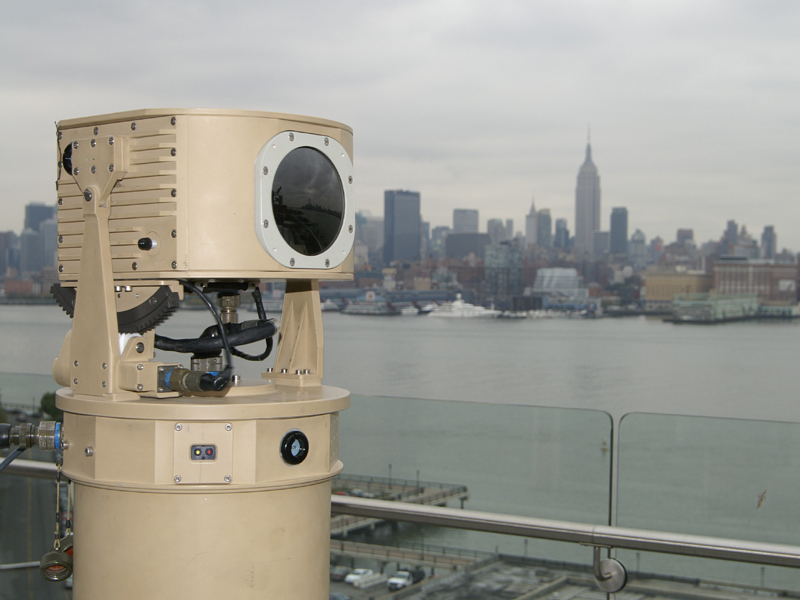 Unique Wide Area Surveillance System