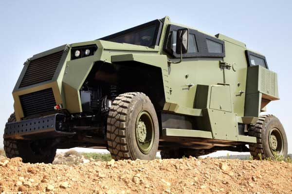 Armored Personal Carrier