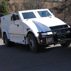 Protector Modular Armoured Vehicle