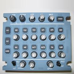 Tactile Keyboard Panels