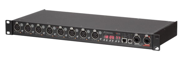 Real Time Audio Distribution Network