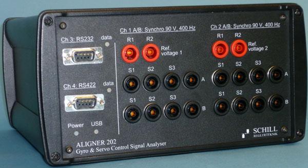 Servo Control Signal Analyser