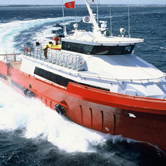 Offshore Commercial Vessels