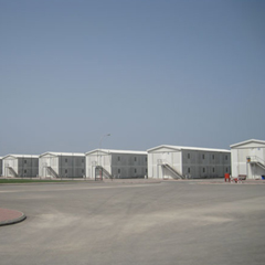 Prefabricated Camp Solutions