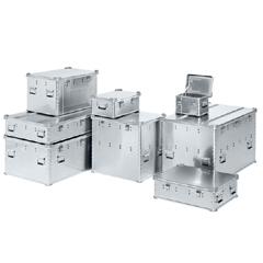 Aluminium Storage Cases