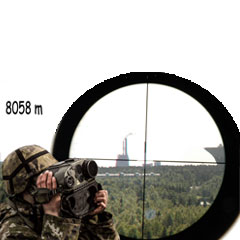 Hand-held target acquisition and observation