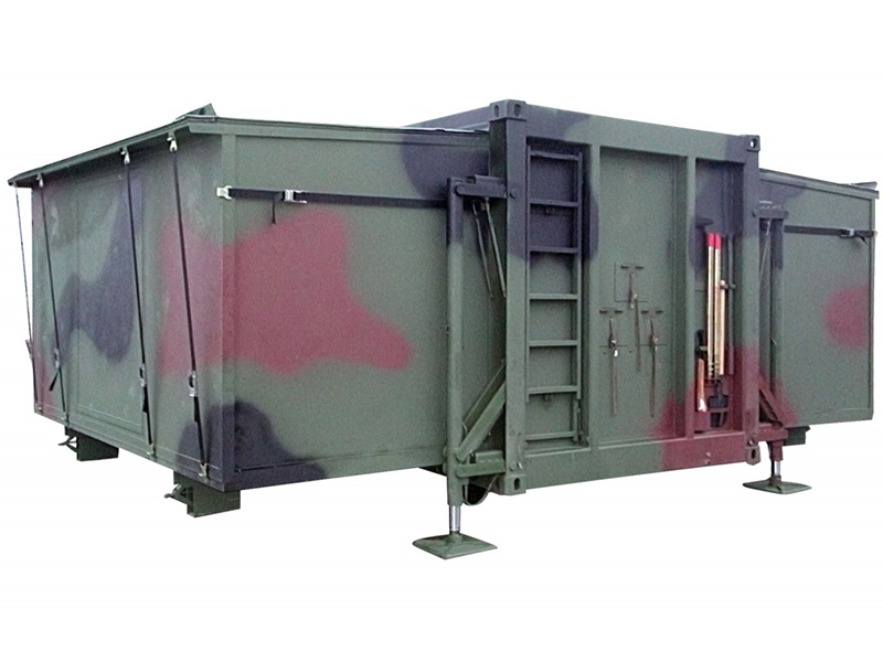 Special Purpose Containers | Infrastructure And Construction | Armpol Przedsiebiorstwo