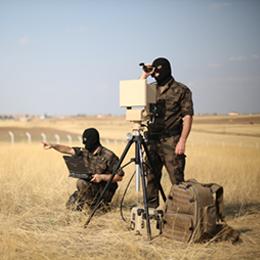 Retinar PTR Perimeter Surveillance Radar