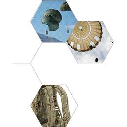 Parachute Fabrics