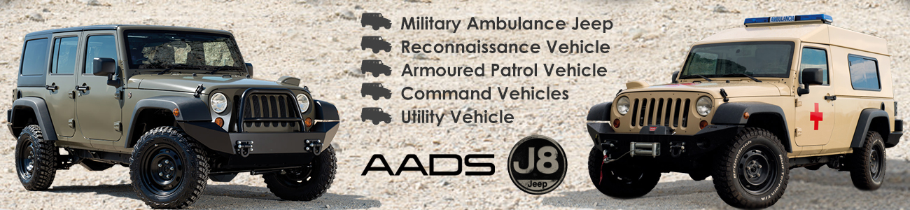 AADS - Military Command Vehicles