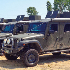 Armoured Patrol Vehicle