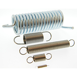 EXTENSION TENSION SPRINGS