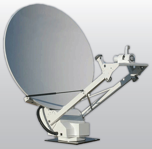 1-5 Meter Vehicle-Mount VSAT Antenna