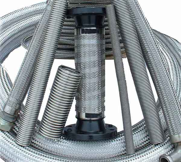 Flame Proof Bellows Hoses